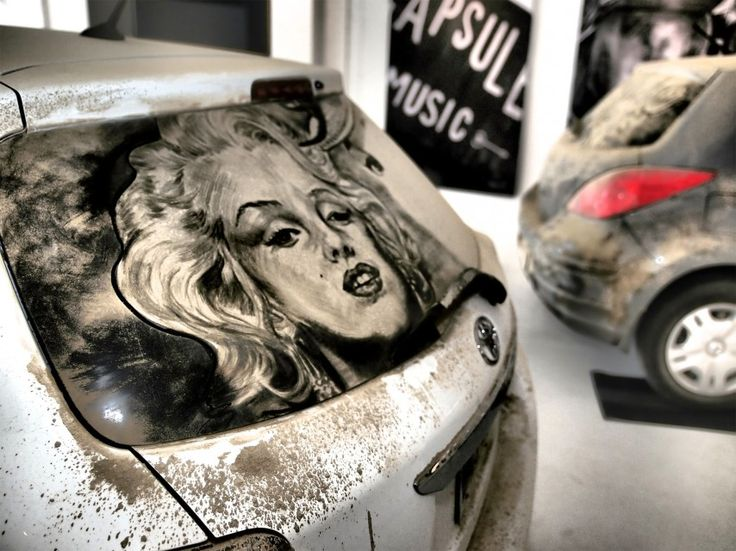 Kirli Araba Sanatı - FarklıFarklı