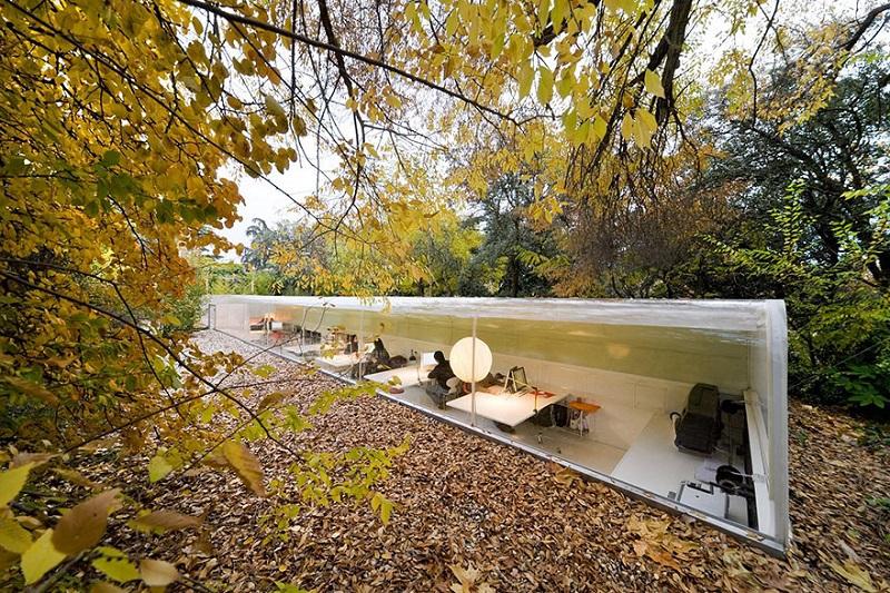 ofis_Selgas Cano Architecture
