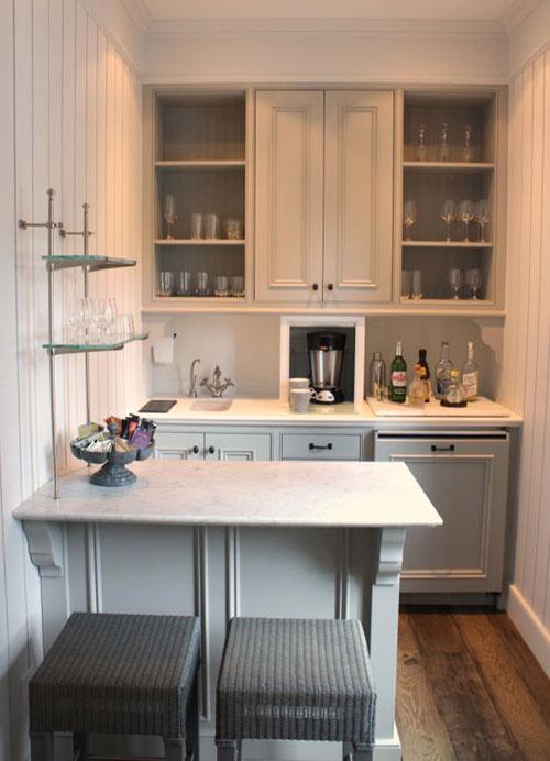 en küçük mutfak modelleri