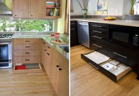 pratik mutfak düzenleme