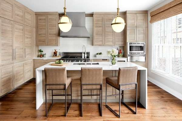 farklı modern mutfaklar