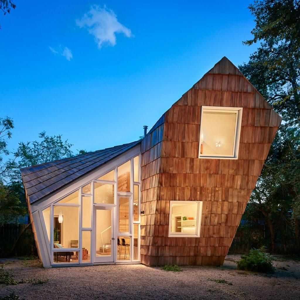 Mimaride modern - tarzın mükemmelliği