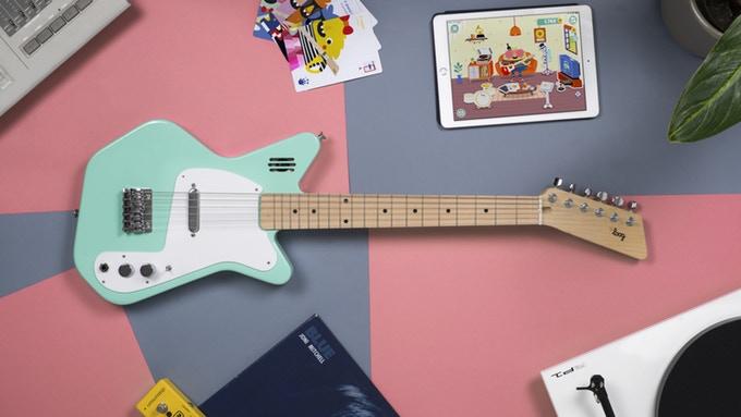 gitar çalmak