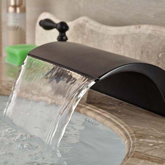 Banyolarımızı 199 Ağdaşlaştıran 21 Modern Banyo Musluğu