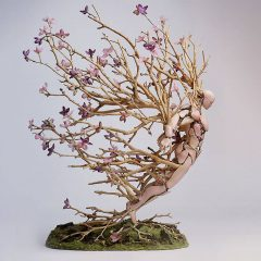 Heykeltıraş Garreth Kane'den Doğa ile İnsanı Anlatan Şairane Eserler