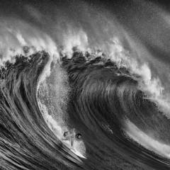 Havai'de Bir Ay Kalarak Muhteşem Dalga ve Sörf Fotoğrafları Çeken Fotoğrafçı