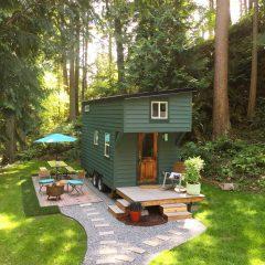 İki Yatak Odalı ve Son Derece Kullanışlı Karavan Ev