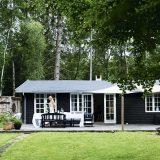 Yazlıkta İskandinav Sadeliğinin Getirdiği Güzellik