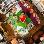 """Dünya Çapında Çekilen """"Benim Odam"""" Projesinden 20 Muhteşem Fotoğraf"""
