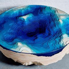 Okyanusun Derinliklerine Götüren Tasarım Harikası Sehpa