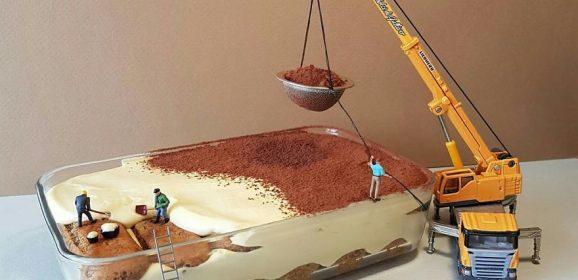 İtalyan Pasta Şefinden 20 Muhteşem Minyatür Dünya