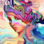 Portre Çizimine Renk Getiren Sanatçıdan 12 Etkileyici Eser