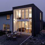 Sonbahar Evi Olarak Kullanılan Kaliteli ve Stil Sahibi Bir İsviçre Evi
