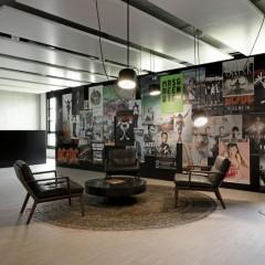 Modern Ofisler: Sony Müzik, Münih Ofisi