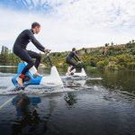 Su Üzerinde Bisiklete Binmemizi Sağlayan Yenilikçi Bisiklet