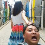 Tayvanlı Çiftten Eğlenceli Gezi Fotoğrafları
