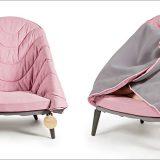 Etrafınızı Saran ve Rahat Uyumanızı Sağlayan Battaniyeli Sandalye