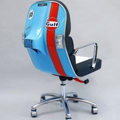 Modern Ofis Dünyasının Aykırı Çocukları Scooter Sandalyeler